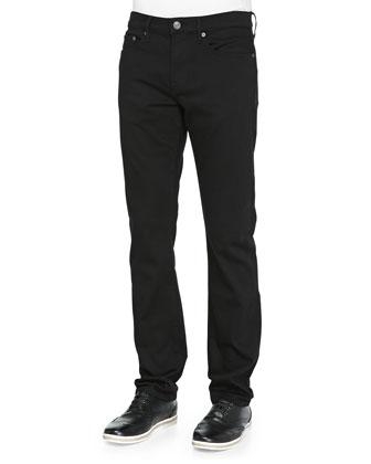 Full-Zip Hoodie & Straight Leg Jeans