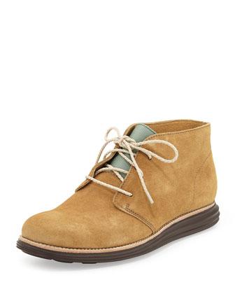 LunarGrand Chukka Boot, Tan