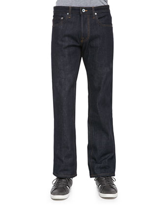 Reed Raw-Selvedge Denim Jeans