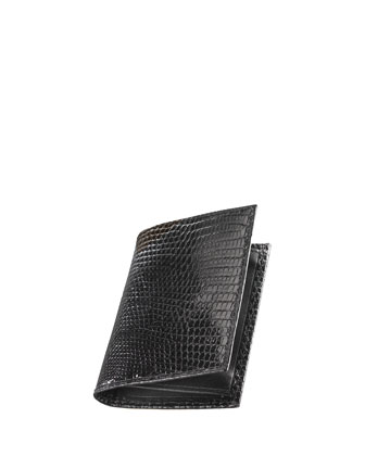 Lizard Business Card Case