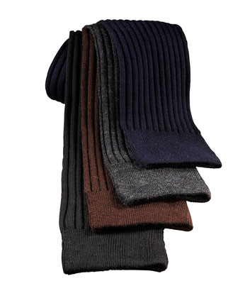 Core-Spun Socks