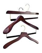 Luxury Wooden Hanger Set