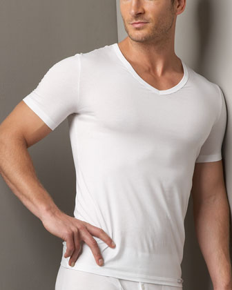 Cotton Sensation Tee & Briefs