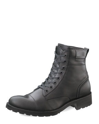 Montgomery Boot, Black