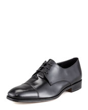 Salvatore Ferragamo Farone Lace-Up Oxford