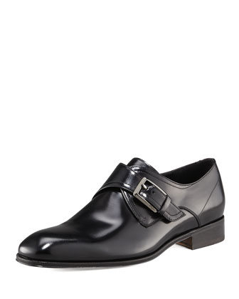 Cipro Monk-Strap Loafer