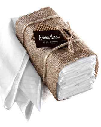 Handkerchiefs, Set of 10