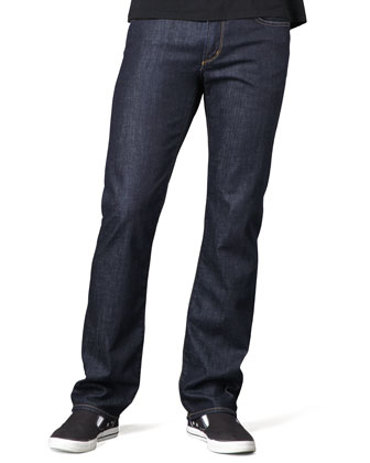 Sid Ultimate Straight-Leg Jeans