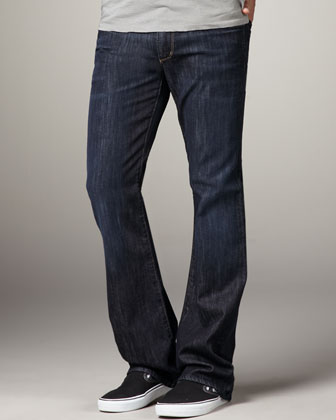 Jagger Big Sur Boot-Cut Jeans