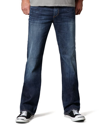 Jagger Brice Boot-Cut Jeans