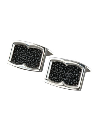 Stingray-Texture Cuff Links