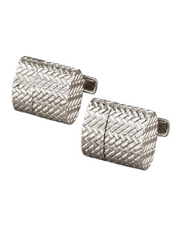 Ravi Ratan 2.0 GB USB Cuff Links