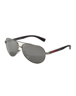 Prada Aviator Sunglasses