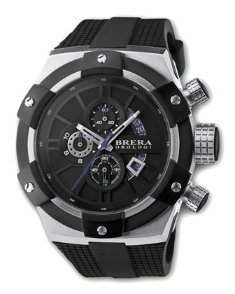 Supersportivo Watch, Black