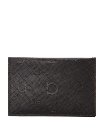 Apollo Card Case, Black
