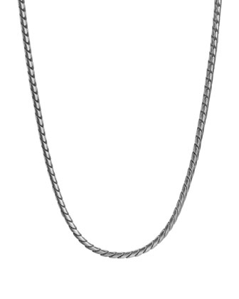 Chain Necklace, 26