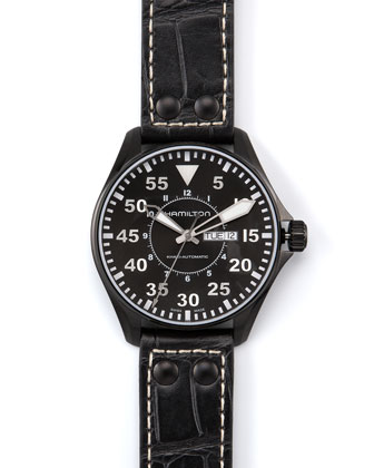 Pilot Automatic Watch