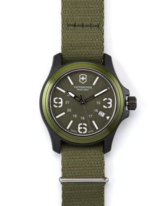 Original Watch, Green