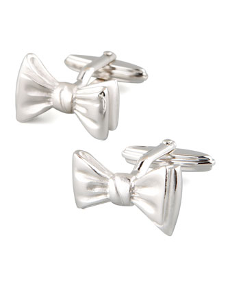 Bow-Tie Cuff Links