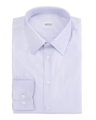 Basic Dress Shirt, Lavender
