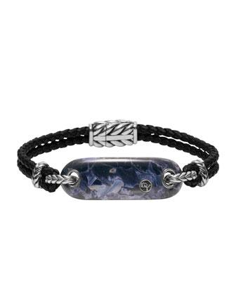Exotic Stone Bracelet, Pietersite