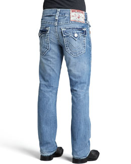 True Religion Ricky Super-T Medium Drifter Jeans