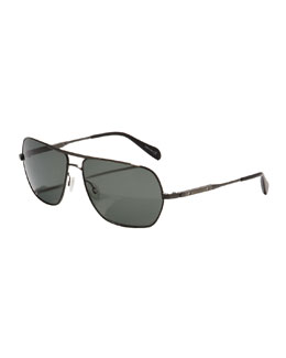 Oliver Peoples Kelton Navigator Sunglasses