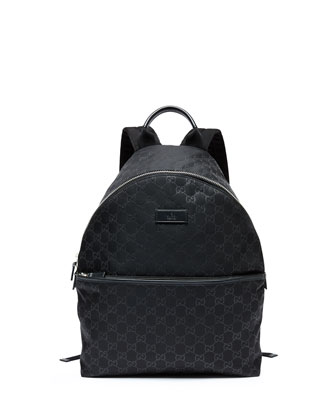 Nylon Guccissima Backpack