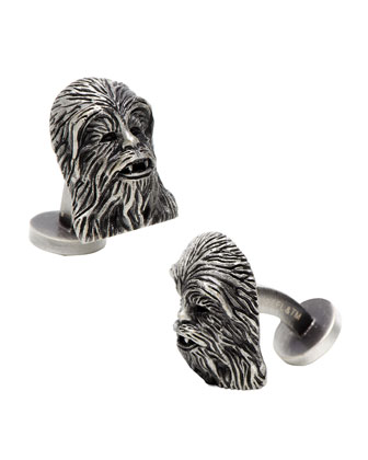 Chewbacca Cuff Links