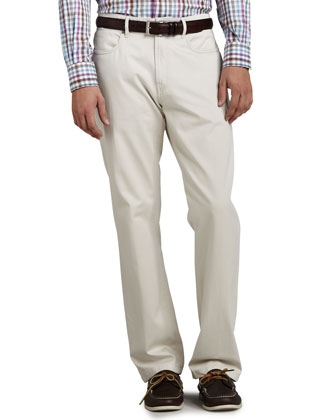 Roberson Five-Pocket Pants