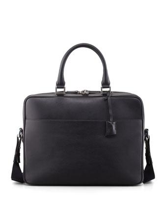 Trudeau Leather Laptop Bag