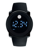 Bold Digital Touch-Screen Watch