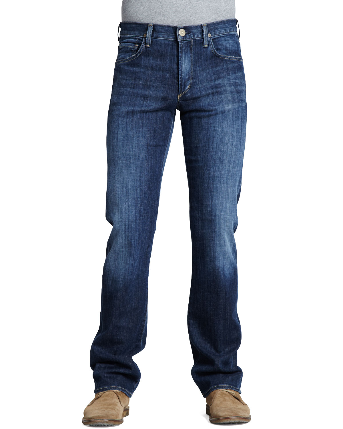 Mens Sid Straight Nigel Jeans   Citizens of Humanity   Nigel (36)
