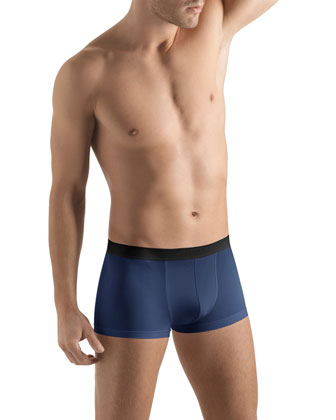 Micro Touch Boxer Briefs, Midnight Navy
