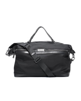 Michael Kors  Nylon Weekender Bag