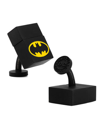 Batman USB Cuff Links