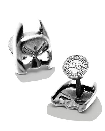 Batman Mask Cuff Links