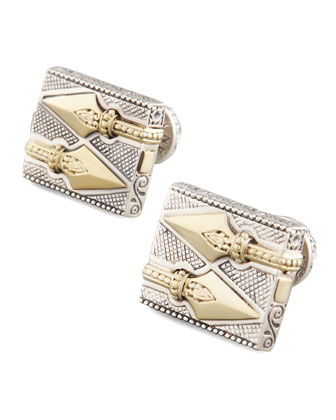 Dagger Cuff Links