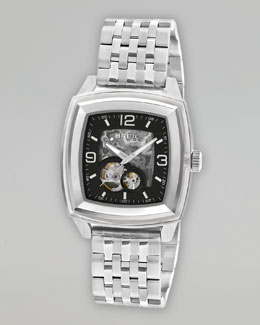Breil Orchestra Square Automatic Skeleton Watch