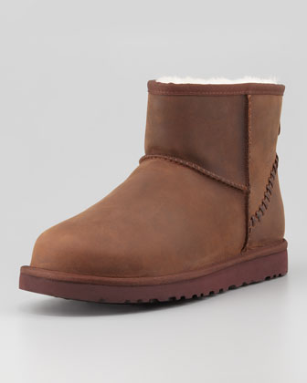 Classic Mini Deco Boot, Brown