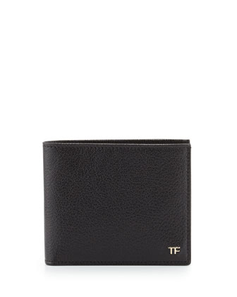 Money Clip Wallet, Black