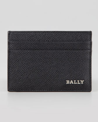 Laclip Logo Money Clip Card Case