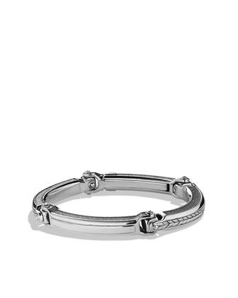 Chevron ID Bracelet