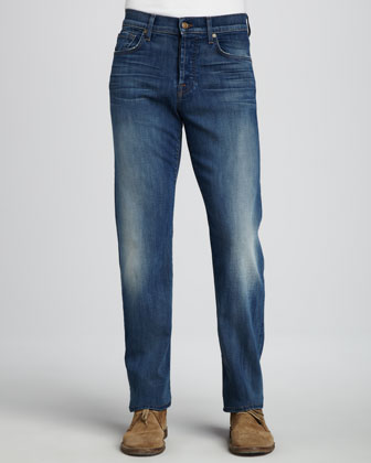 Luxe Performance: Standard Pale Ale Jeans