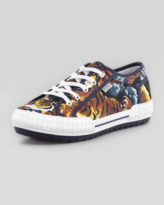 Helmut Flying Tiger Low-Top Sneaker