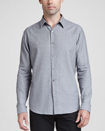 Zack PS Gradated Sport Shirt, Multi