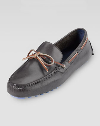 Air Grant Driving Moccasin, Gray
