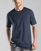 Night & Day Short-Sleeve Shirt, Black Iris
