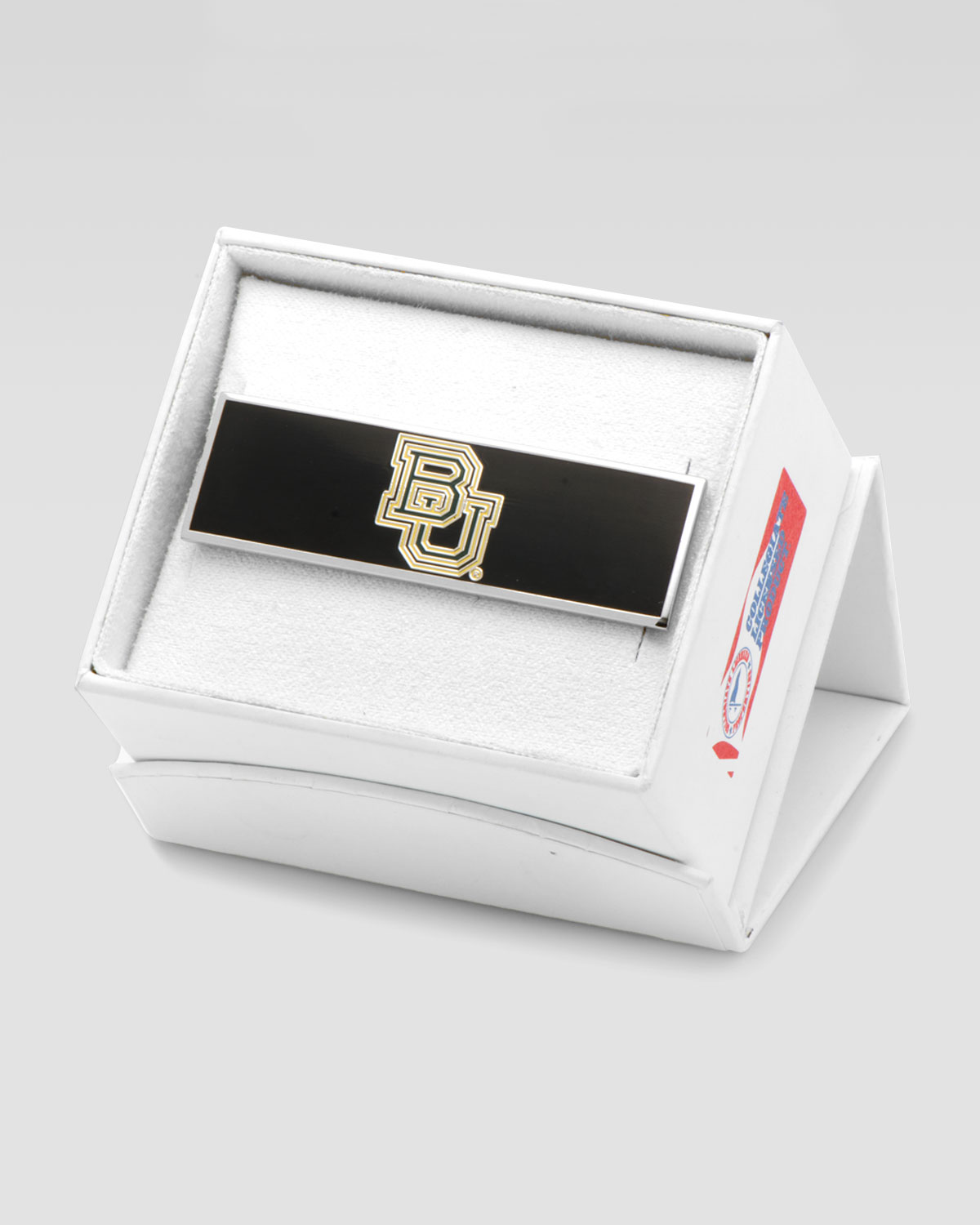 Mens Baylor Bears Money Clip   Cufflinks   Green