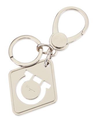 Gancini Key Chain
